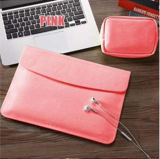 15-inch Laptop Sleeve (Pink)