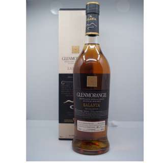 Glenmorangie private edition 已停產特別版 Ealanta 2012