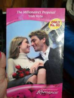 Mills and Boon The Millionaire's Proposal
