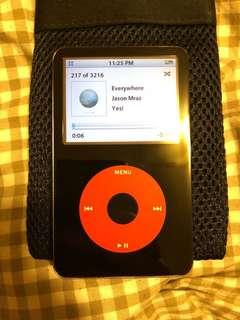 iPod Video 30GB (5G) Special U2 Edition