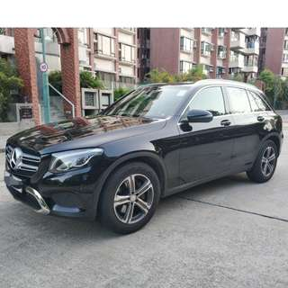 MERCEDES-BENZ GLC250 4MATIC 2015
