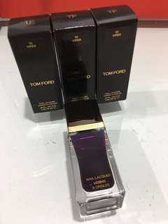 Tom Ford Nail Lacquer 12ml #10 Viper
