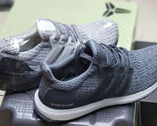 Authentic Adidas Ultraboost Oreo and mystery grey 3.0