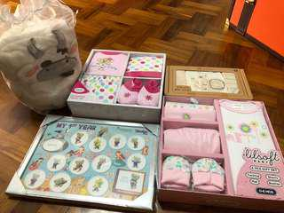 BN Baby Clothes and Gift Set