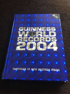 Guinness World Records 2004 Book