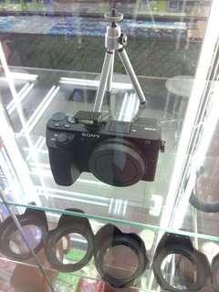 CAMERA Sony A6500 Bisa cicilan tanpa kartu credit