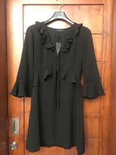 New COTTON ON woven jenna frill mini dress Bukan zara