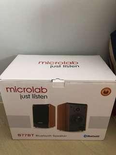 電腦藍芽喇叭 Microlab B77bt