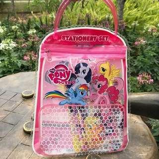 Children's Birthday Party Goodies Bag Pony