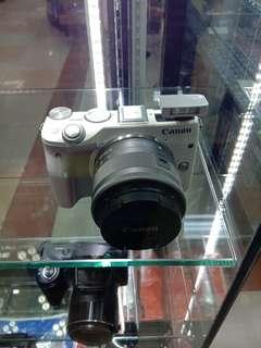 Camera eos M3 bisa cicilan tanpa kartu credit