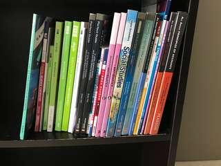 O level books