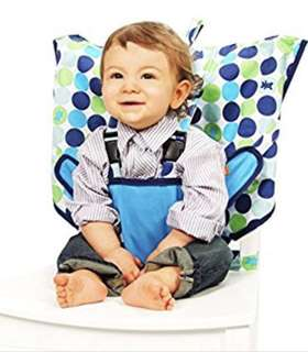 NEW - Fabric Travel Seat for Infant