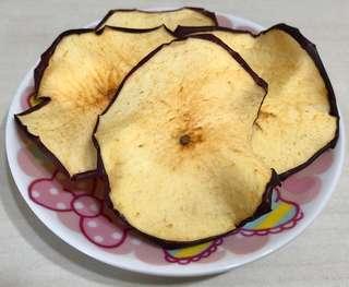 蘋果果乾片