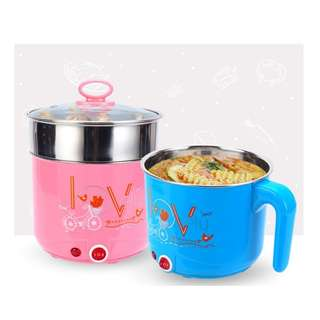 Multifunction Electric Mini Steam Cooker 1.8L