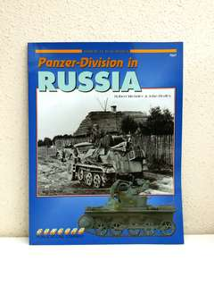 Panzer-Division in Russia (Armor at War Series) by Robert Michulec & John Healey , 72 pages, Concord Publication  *Vintage & Hard to Find*  (World War 2 History Reference Non-Fiction)