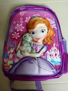 Frozen kids bag