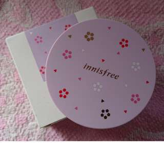 Innisfree Cushion foundation case 盒