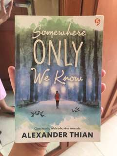 Somewhere Only We Know @aMrazing Alexander Thian