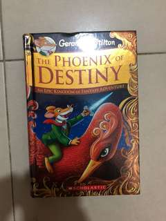 The phoenix of destiny- geronimo stilton