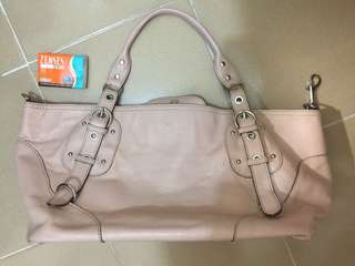 Rabeanco 2way light pink bag