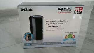 D- Link Router