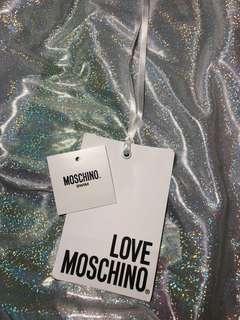吊牌 Love Moschino+Karl