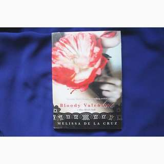 Blue Bloods novel: Bloody Valentine (Melissa Dela Cruz)