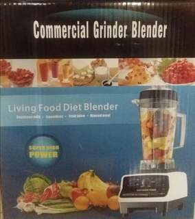 Commercial Grinder Blenders