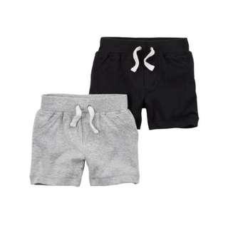 BNWT carters 2 piece shorts bundle (24m)