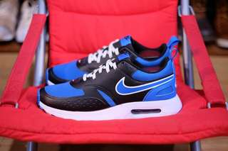 Nike Airmax Vision Core Black/Blue