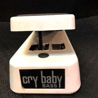 Jim Dunlop Cry Baby Wah Bass