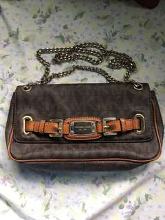 Authentic Michael Kors Chained Bag