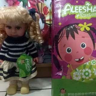 Boneka Alesha