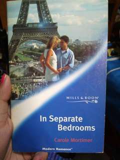 Mills and Boon in Separate Bedrooms