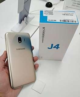 Samsung Galaxy j4. Bisa cicilan tampa kartu kredit gratis 1x cicilan
