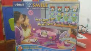 Vtech v smile tv learning system