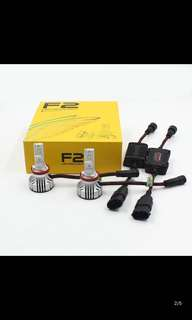 Led headlight 36w