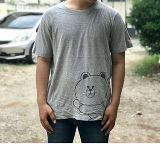 Uniqlo x Line Tshirt