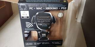 Creative sound blaster headphones