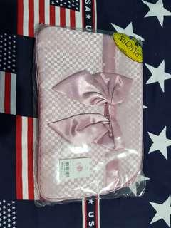 NEW MASIH BARU NARAYA pink shoulder bag belBELI DI BANGKOK