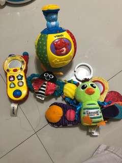 Vtech / Lamaze Toys