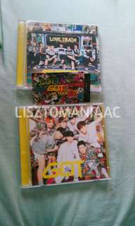 GOT7 LOVE TRAIN ALBUM