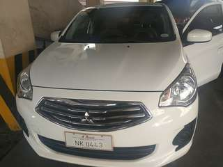 Mitsubishi Mirage G4 Matic