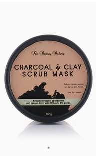 Charcoal + Clay Scrub Mask