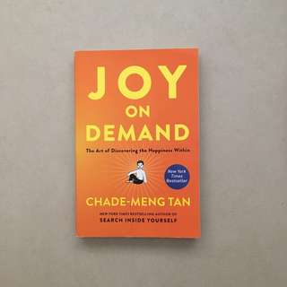 SALE ⚡️Joy On Demand / Chade-Meng Tan