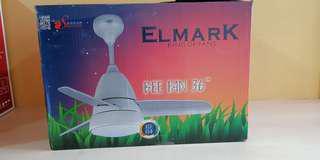 """Elmark 36""""  Bee ceiling fan"""