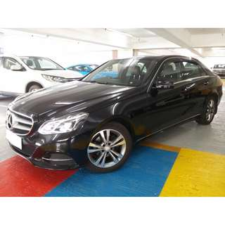 MERCEDES-BENZ E200 AV FACELIFT 2014