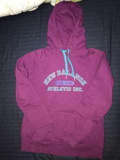 New balance hoodie 衛衣
