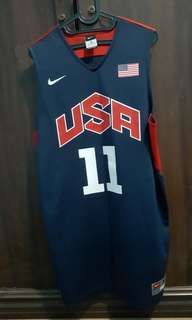 Jersey USA 2012 Authentic