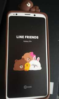 LINE ~ Galaxy S9 phone case